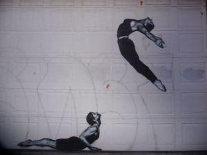 Jef Aerosol gymnasts